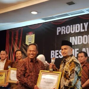 ICBS Awarded as the Indonesia Most Inspiring Education Quality 2019